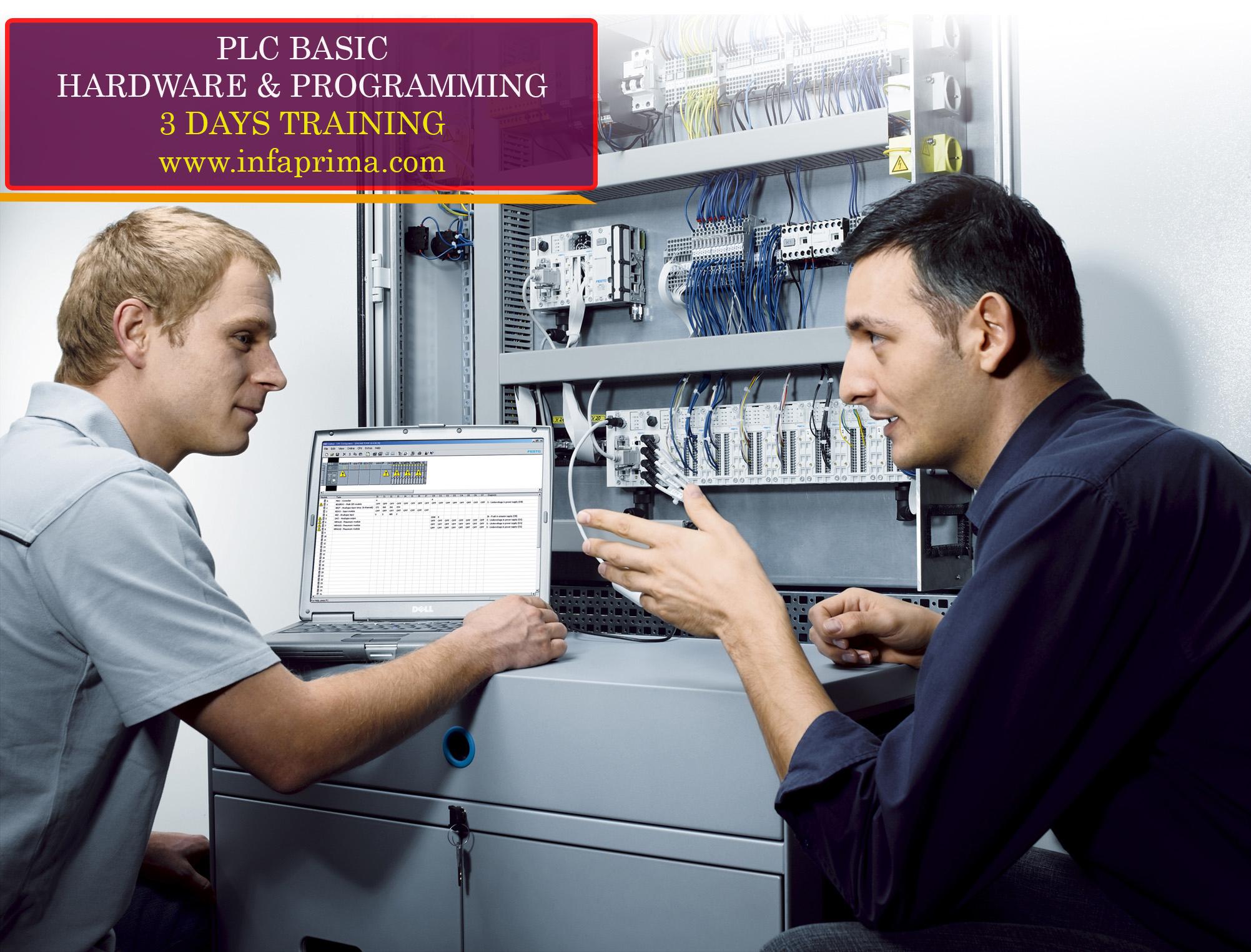 PLC PROGRAMMING BASIC